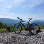 Toari - first climb uphill