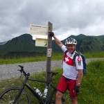 Col du Ranfolly - nearly for free ;-)