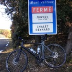 Mont Ventoux for bikes only !